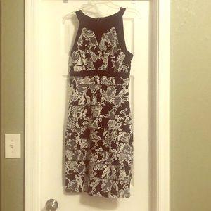 NWT White House Black Market Slim Line Dress